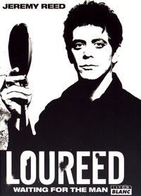 Jeremy Reed - Lou Reed - Waiting for the man.