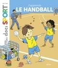 Jérémy Rouche et Théo Calméjane - J'apprends le handball.