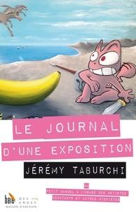 Jérémy Taburchi - Le journal d'une exposition.