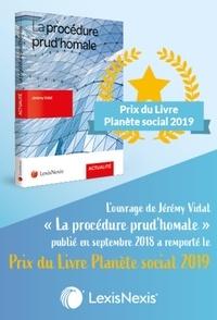 Jérémy Vidal - La procédure prud'homale.