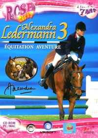 Emme - Alexandra Ledermann 3 équitation aventure - CD-ROM.