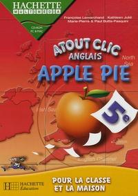 Hachette Multimédia - Anglais 5e Apple Pie Atout clic.
