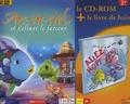 Emme - Arc-en-ciel et Colinot le farceur - CD-ROM + livre de bain.