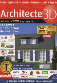 Emme - Architecte 3D - Concevez l'habitation de vos rêves, DVD-Rom PC.