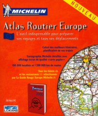 Atlas routier Europe Michelin. CD-Rom.pdf