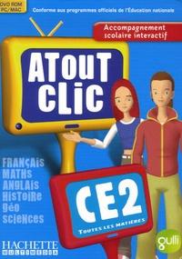 Hachette Multimédia - Atout Clic CE2 - DVD-ROM.