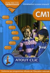 Hachette Multimédia - Atout Clic CM1 - CD-ROM.