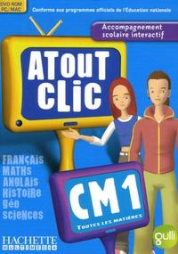 Hachette Multimédia - Atout Clic CM1 - DVD-ROM.
