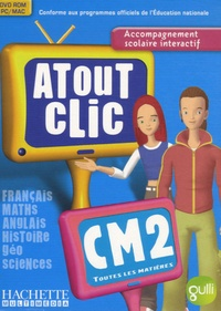Hachette Multimédia - Atout Clic CM2 - DVD-ROM.