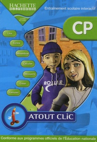 Hachette Multimédia - Atout Clic CP - CD-ROM.