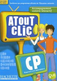 Hachette Multimédia - Atout Clic CP - DVD-ROM.