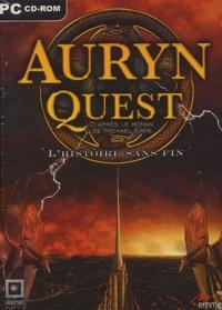 Michael Ende et  Collectif - Auryn Quest : L'histoire sans fin - CD-ROM.