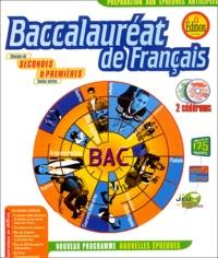 Collectif - Baccalauréat de français secondes et premières, 6ème édition - 2 CD-ROM.