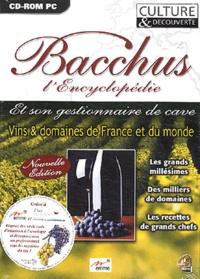 Emme - Bacchus l'Encyclopédie et son gestionnaire de cave - CD-ROM.
