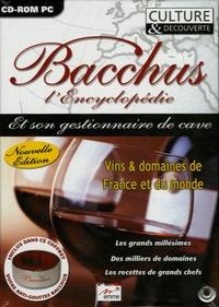 Emme - Bacchus l'Encyclopédie - CD-ROM.