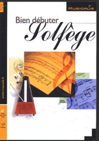 Hachette Multimédia - Bien débuter le solfège - CD-ROM.