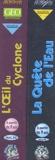 Collectif - Bipack L'oeil du cyclone + La quête de l'eau - CD-ROM.