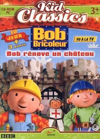 Emme - Bob le Bricoleur  : Bob rénove un château - CD-ROM.