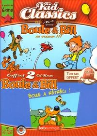 Emme - Boule & Bill  : Au voleur !!! Boule a rétréci ! - 2 CD-ROM.