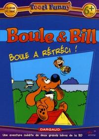 Emme - Boule & Bill  : Boule a rétréci ! - CD-ROM.