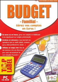 Collectif - Budget familial - CD-ROM.