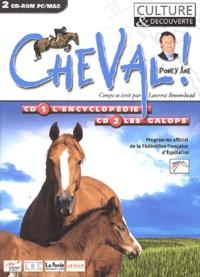 Laurent Broomhead - Cheval ! - 2 CD-ROM.