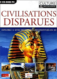 Emme - Civilisations disparues - 3 CD-ROM.