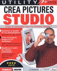 Collectif - Crea pictures studio - CD-ROM.