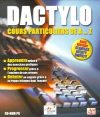 Dactylo. Cours particuliers de A à Z, Tous niveaux, CD-ROM.pdf