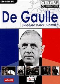 Emme - De Gaulle, un géant dans l'histoire - CD-ROM.