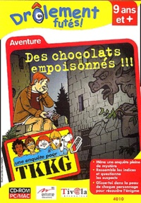 Collectif - Des chocolats empoisonnés !!! CD-ROM.
