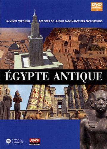 Réunion des Musées Nationaux - Egypte antique - La visite virturelle des sites de la plus fascinante des civilisations DVD-ROM.