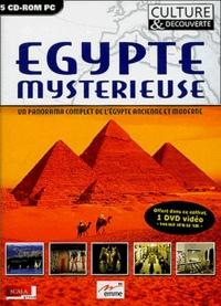 Emme - Egypte mystérieuse - 5 CD-ROM. 1 DVD