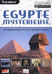 Emme - Egypte mystérieuse - 5 CD-ROM.