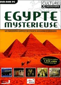 Emme - Egypte mystérieuse - DVD-ROM. 1 DVD