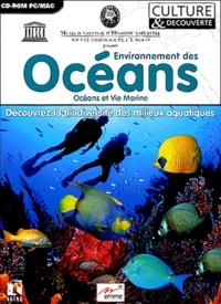 Musée national histoire nature - Environnement des Océans - CD-ROM.