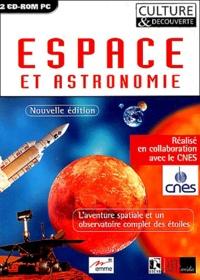 Emme - Espace et Astronomie - 2 CD-ROM.