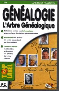 Collectif - Généalogie - L'arbre généalogique, CD-ROM.