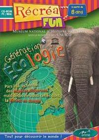 Emme - Génération Ecologie - A partir de 8 ans, CD ROM.
