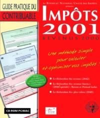 Guide pratique du contribuable Impôts 2001. CD-ROM.pdf
