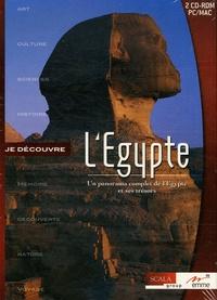 Emme - Je découvre l'Egypte - 2 CD-ROM.