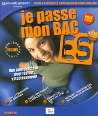 Je passe mon bac ES. - Edition 2001, CD-ROM.pdf