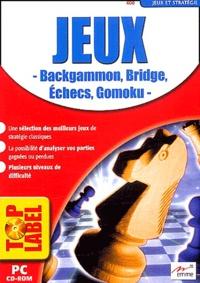 Jeux. Backgammon, Bridge, Echecs, Gomoku, CD-ROM.pdf