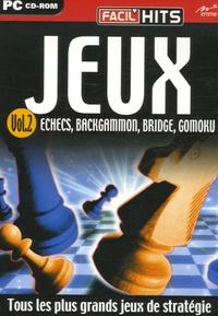 Emme - Jeux - Volume 2, Echecs, Backgammon, Bridge, Gomoku CD-ROM.