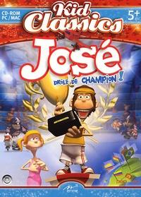 Emme - José drôle de champion ! - CD-ROM.