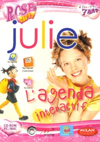 Emme - Julie : L'agenda interactif - CD-ROM.