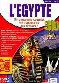 Emme - L'Egypte 3D - 2 CD-ROM.