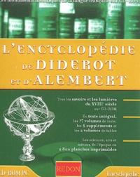 Lencyclopédie de Diderot et dAlembert. - CD-ROM.pdf