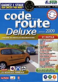 Emme - Le code de la route Deluxe édition 2009 - DVD-ROM.