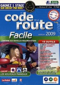 Emme - Le code de la route facile édition 2009 - DVD-ROM.